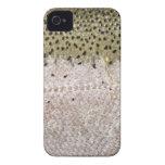 Fishing Fury iPhone4/4S Case (Steelhead) iPhone 4 Case-Mate Case