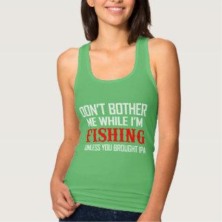 Fishing Gal Tank Top