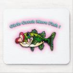 Fishing Girls Mousepads