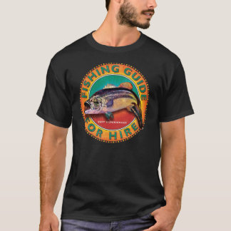 Fishing Guide very experienced T-Shirt