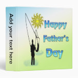 Fishing - Happy Father's Day Binder