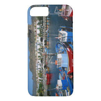 Fishing Harbor, Puerto de Mogan, Gran Canaria, iPhone 7 Case