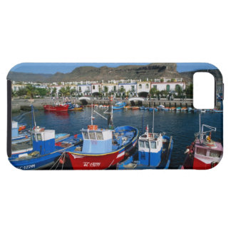 Fishing Harbor, Puerto de Mogan, Gran Canaria, iPhone SE/5/5s Case
