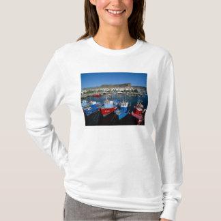 Fishing Harbor, Puerto de Mogan, Gran Canaria, T-Shirt
