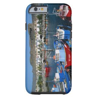 Fishing Harbor, Puerto de Mogan, Gran Canaria, Tough iPhone 6 Case