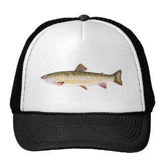 Fishing hat - Brook Trout Female Fish