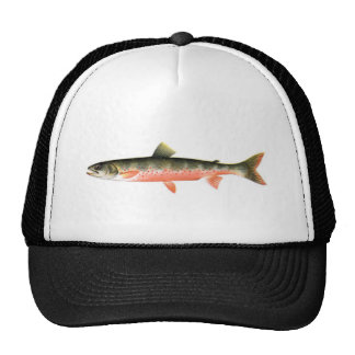 Fishing hat - Canadian Red Trout Female Fish