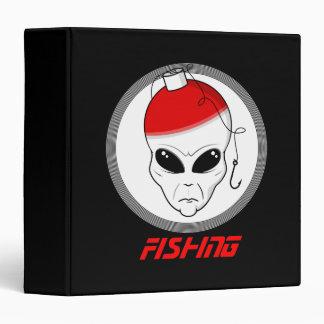 Fishing head alien binder