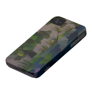 """Fishing Hole"" Case-Mate iPhone 4 Case"