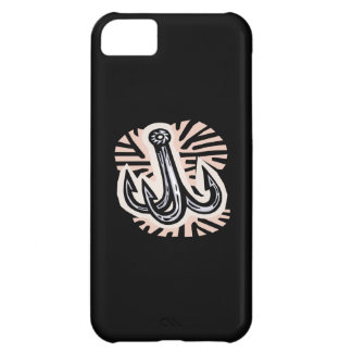 Fishing Hook iPhone 5C Covers