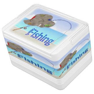 Fishing Igloo 12 Can Cooler