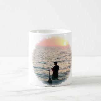 Fishing in Florida Classic White Coffee Mug