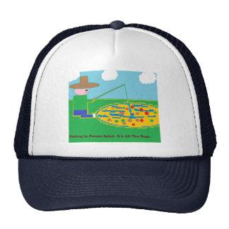 Fishing In Potato Salad Trucker Hat