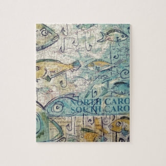 fishing in the carolinas jigsaw puzzle