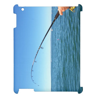 Fishing In The Middle Of The Ocean Case For The iPad
