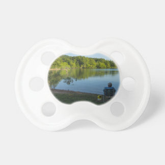 Fishing In The Morning Pacifier