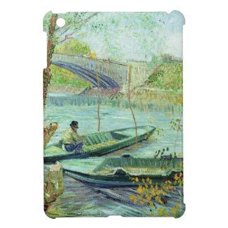 Fishing in the Spring. Pont de Clichy, 1887 iPad Mini Cases