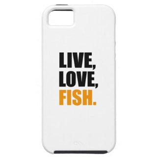 fishing iPhone SE/5/5s case