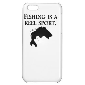 Fishing Is A Reel Sport Case For iPhone 5C