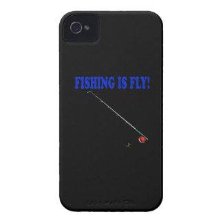 Fishing Is Fly iPhone 4 Covers