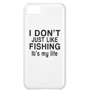 FISHING IS MY LIFE iPhone 5C COVER