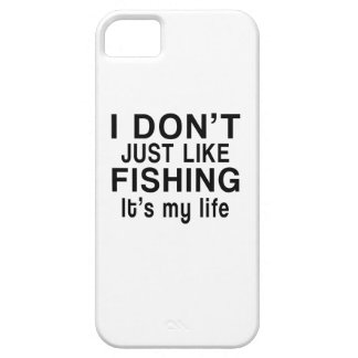 FISHING IS MY LIFE iPhone SE/5/5s CASE