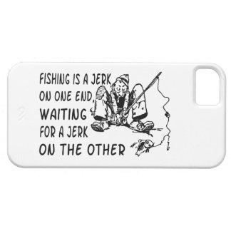 Fishing Jerk iPhone SE/5/5s Case