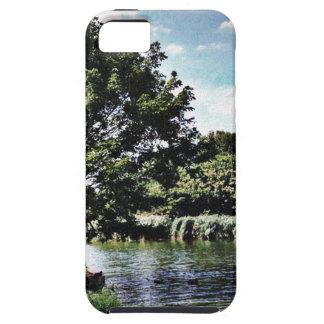 Fishing.jpg iPhone 5 Case-Mate Fundas