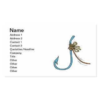 Fishing Knot Business Card