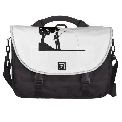 Fishing Laptop Computer Bag