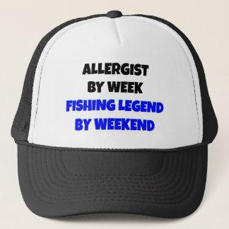 Fishing Legend Allergist Trucker Hat