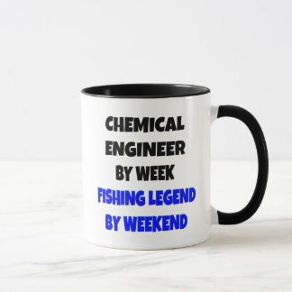Fishing Legend Chemical Engineer Mug