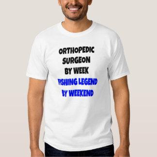 Fishing Legend Orthopedic Surgeon T Shirt