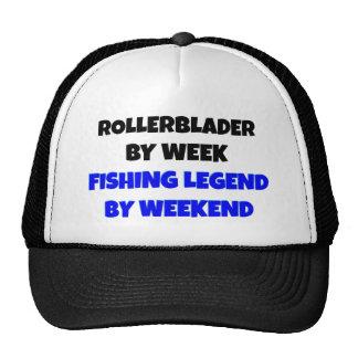 Fishing Legend Rollerblader Mesh Hat