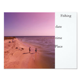 Fishing Lessons Card
