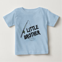 Fishing Little Brother Tshirts and Gifts