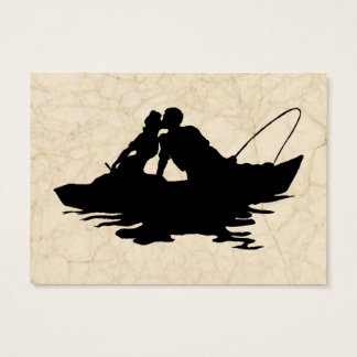 Fishing Lovers Hotel Accommodation Enclosure Cards
