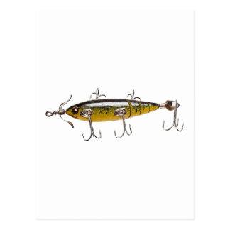 Fishing Lure 2 Postcard
