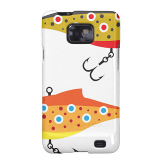 Fishing Lure dots vector Samsung Galaxy SII Cover