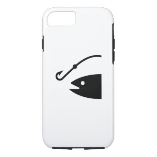 Fishing Lure Pictogram iPhone 7 Case
