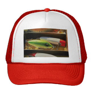 Fishing Lures Hat