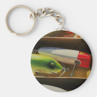 Fishing Lures Keychain
