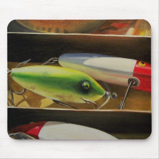 Fishing Lures Mousepad