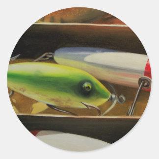 Fishing Lures Sticker