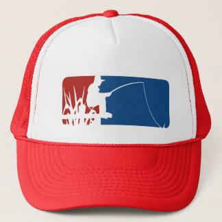 Fishing Major League Trucker Hat