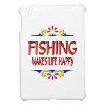 Fishing Makes Life Happy Cover For The iPad Mini