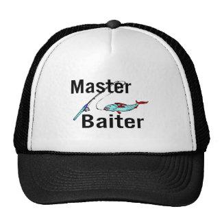 Fishing Master Baiter Trucker Hat