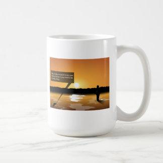 Fishing Classic White Coffee Mug