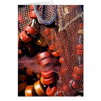 Fishing Nets Card