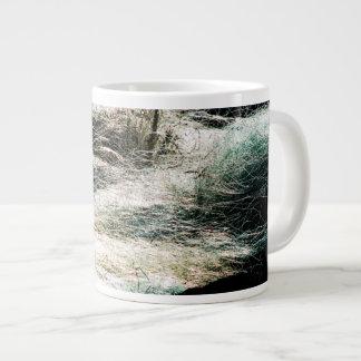 Fishing Nets Giant Coffee Mug